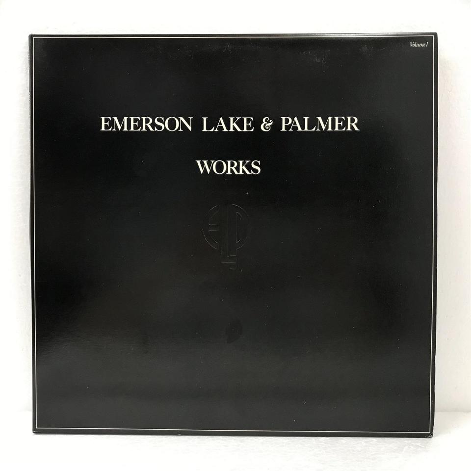 WORKS VOLUME I/EMERSON,LAKE & PALMER EMERSON,LAKE & PALMER 画像