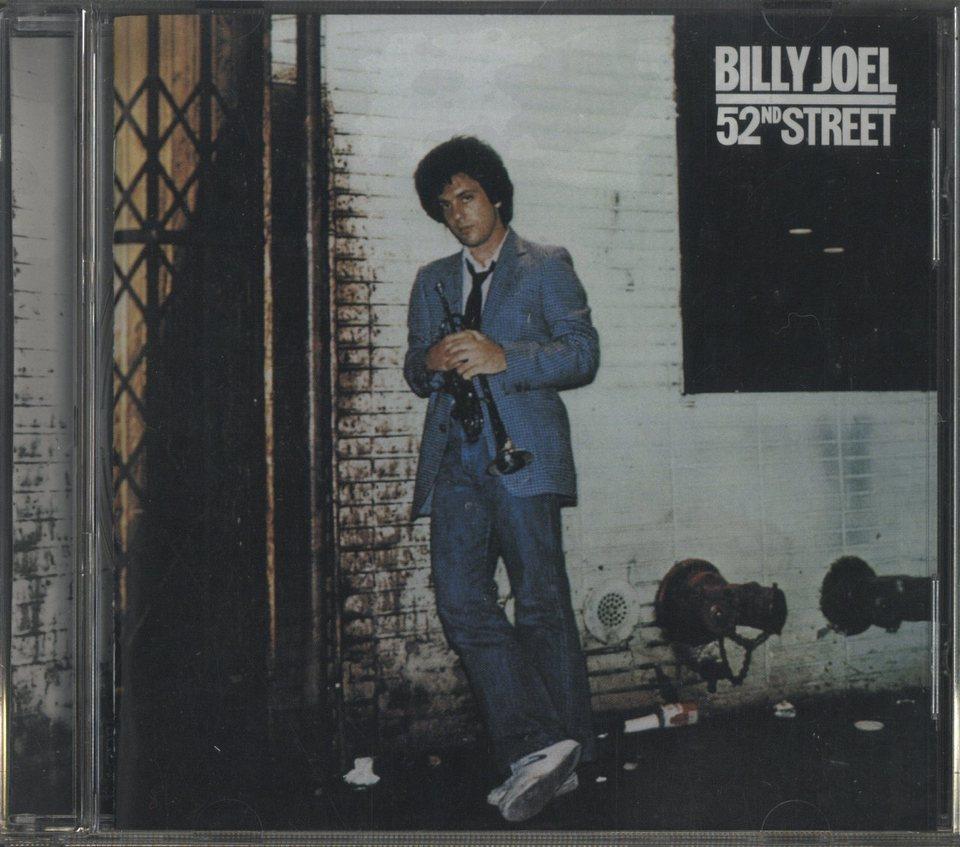 52ND STREET/BILLY JOEL BILLY JOEL 画像