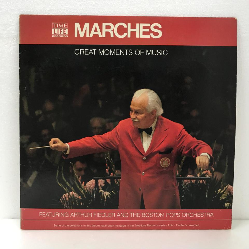 MARCHES GREAT MOMENTS OF MUSIC ビゼー/エルガー 他 画像