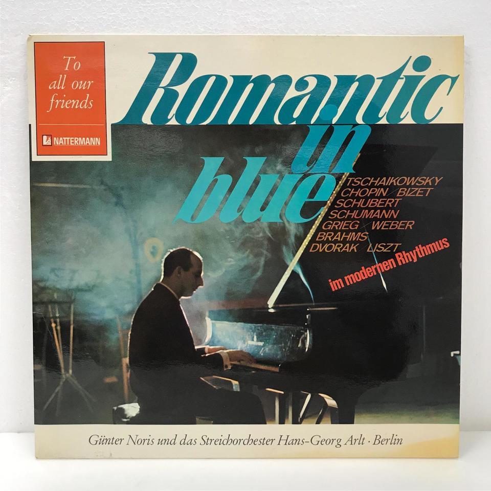 ROMANTIC IN BLUE チャイコフスキー/ショパン/シューベルト 他 画像