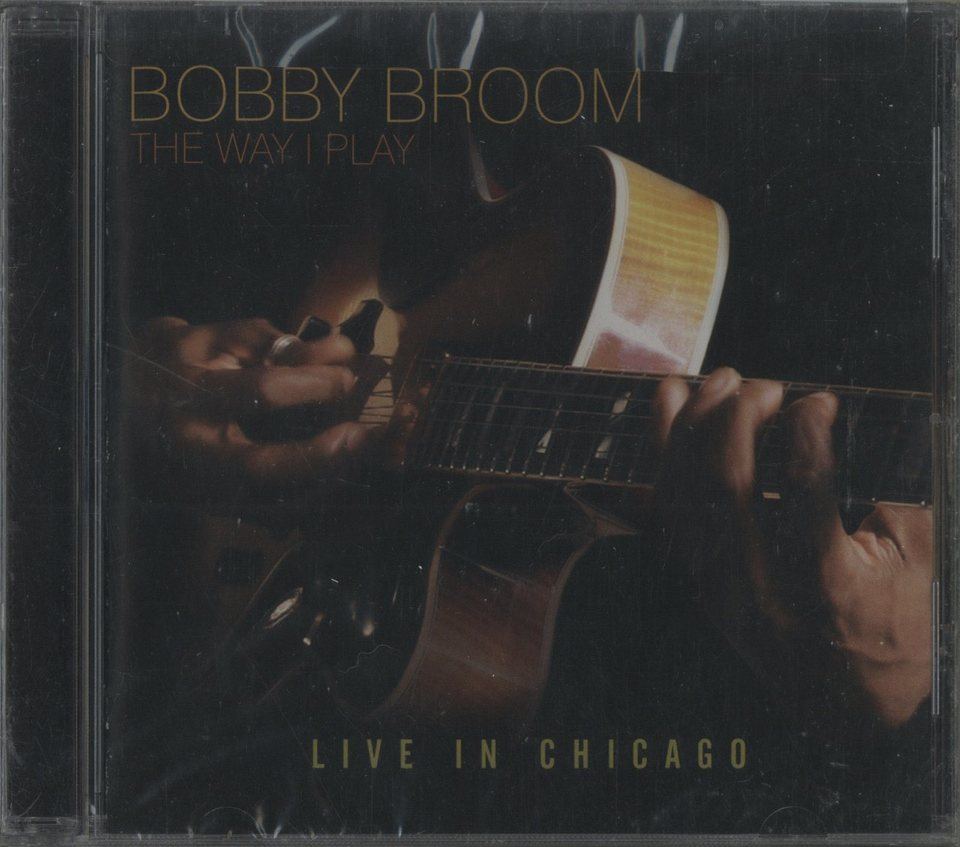 【未開封】THE WAY I PLAY/BOBBY BROOM BOBBY BROOM 画像