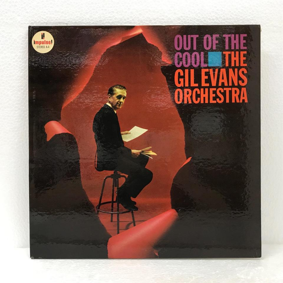 OUT OF THE COOL/GIL EVANS GIL EVANS 画像