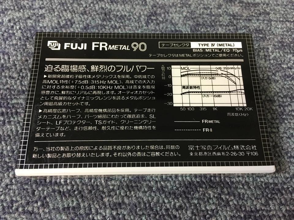 【未開封】FR METAL 90 FUJI 画像