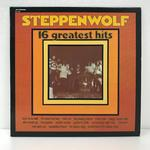16 GREATEST HITS/STEPPENWOLF