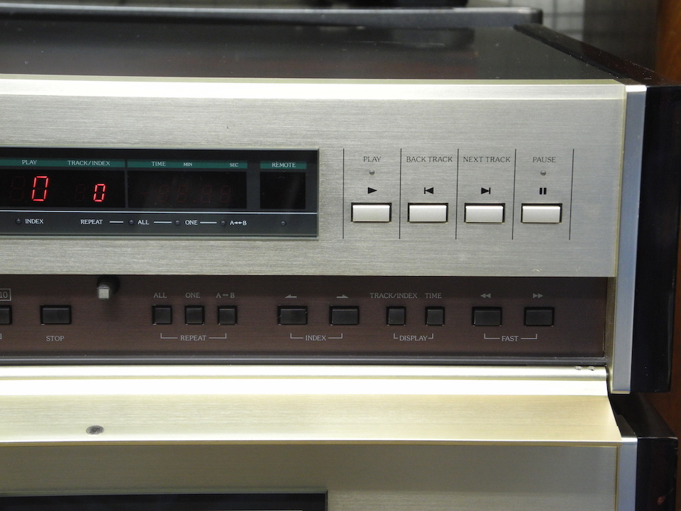 DP-80+DC-81 Accuphase 画像