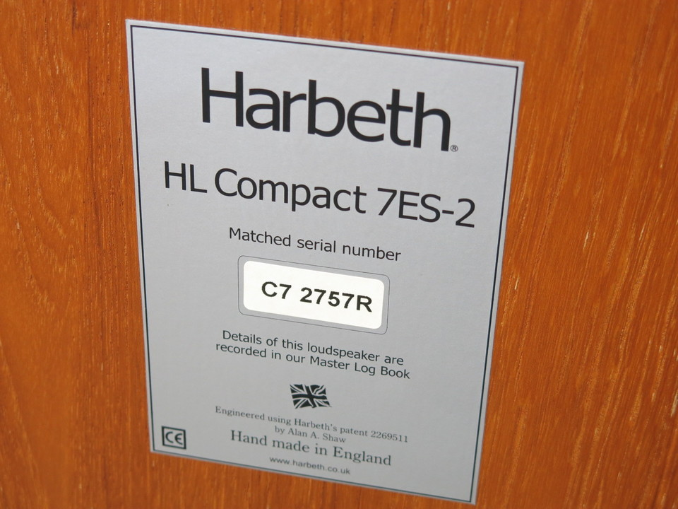 HL COMPACT 7ES-2 HARBETH 画像