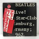 LIVE! AT THE STAR-CLUB IN HAMBURG GERMANY 1962/THE BEATLES