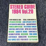HI-FI STEREO GUIDE VOL.20 1984