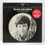 BLACK AND WHITE/TONY JOE WHITE