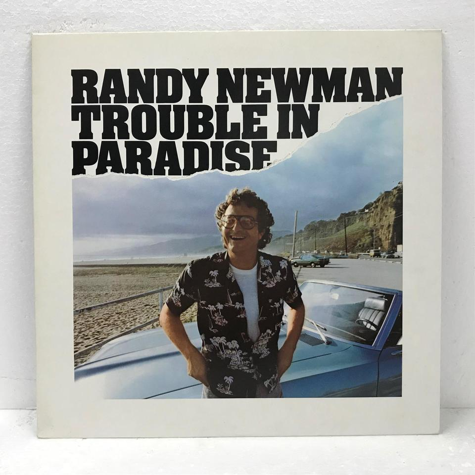 TROUBLE IN PARADISE/RANDY NEWMAN RANDY NEWMAN 画像