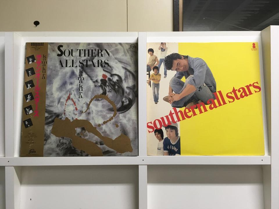 サザンオールスターズ5枚セット  画像