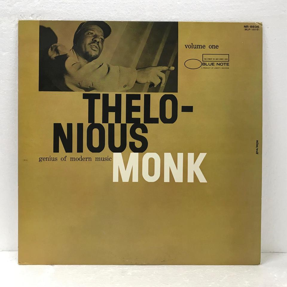 GENIUS OF MODERN MUSIC VOL.1/THELONIOUS MONK THELONIOUS MONK 画像
