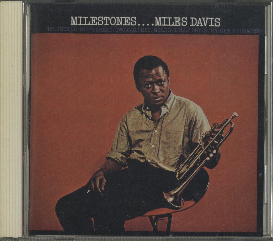 MILESTONES/MILES DAVIS MILES DAVIS 画像