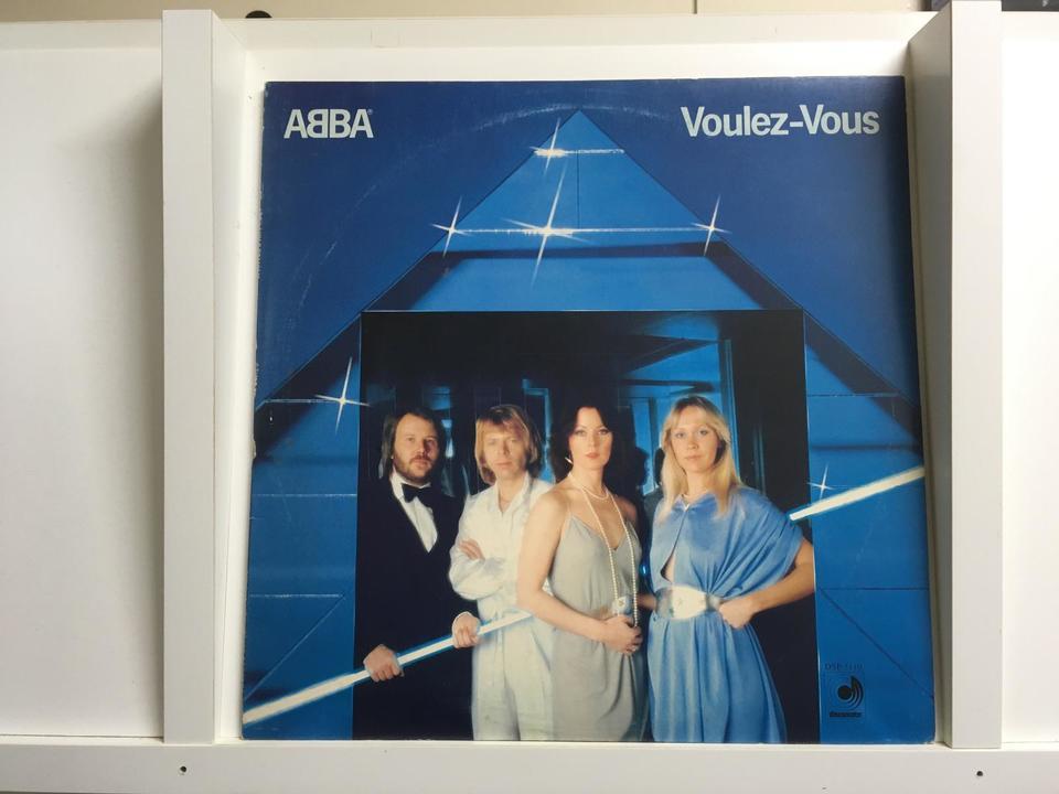ABBA5枚セット  画像