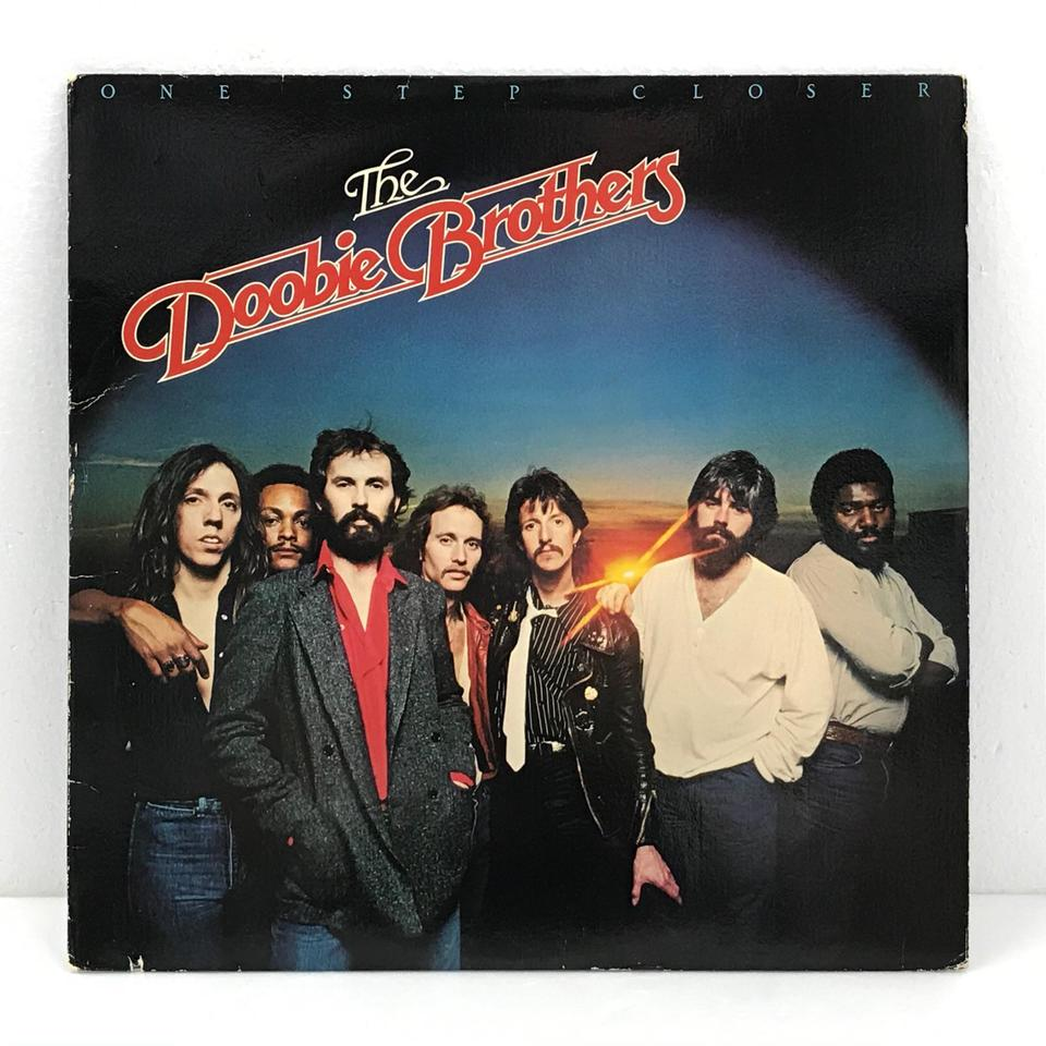 ONE STEP CLOSER/THE DOOBIE BROTHERS THE DOOBIE BROTHERS 画像