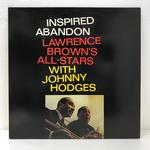 INSPIRED ABANDON/LAWRENCE BROWN