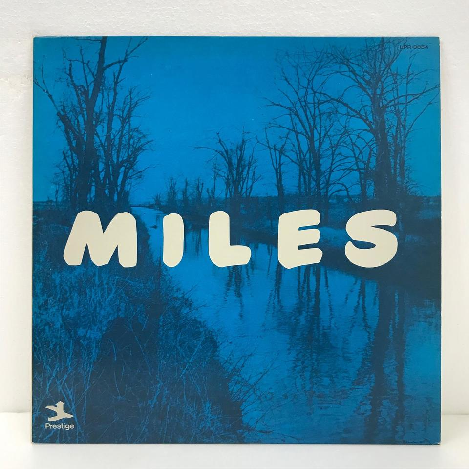 THE NEW MILES DAVIS QUINTET MILES DAVIS 画像