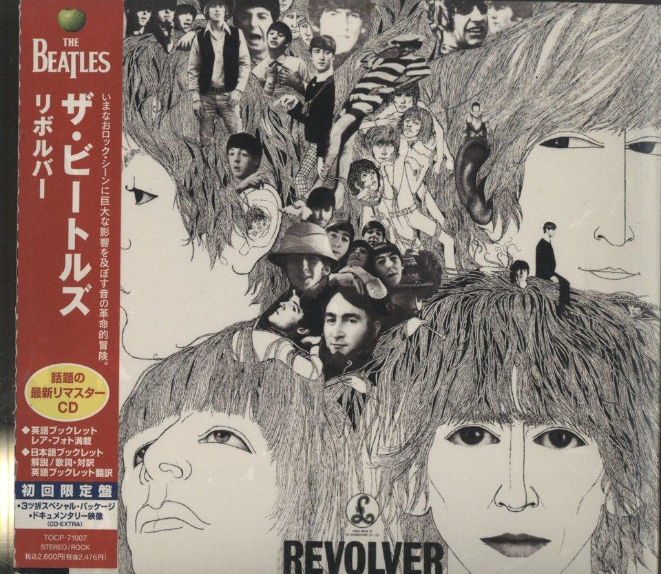 REVOLVER/THE BEATLES  画像