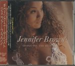 GIVING YOU THE BEST/JENNIFER BROWN