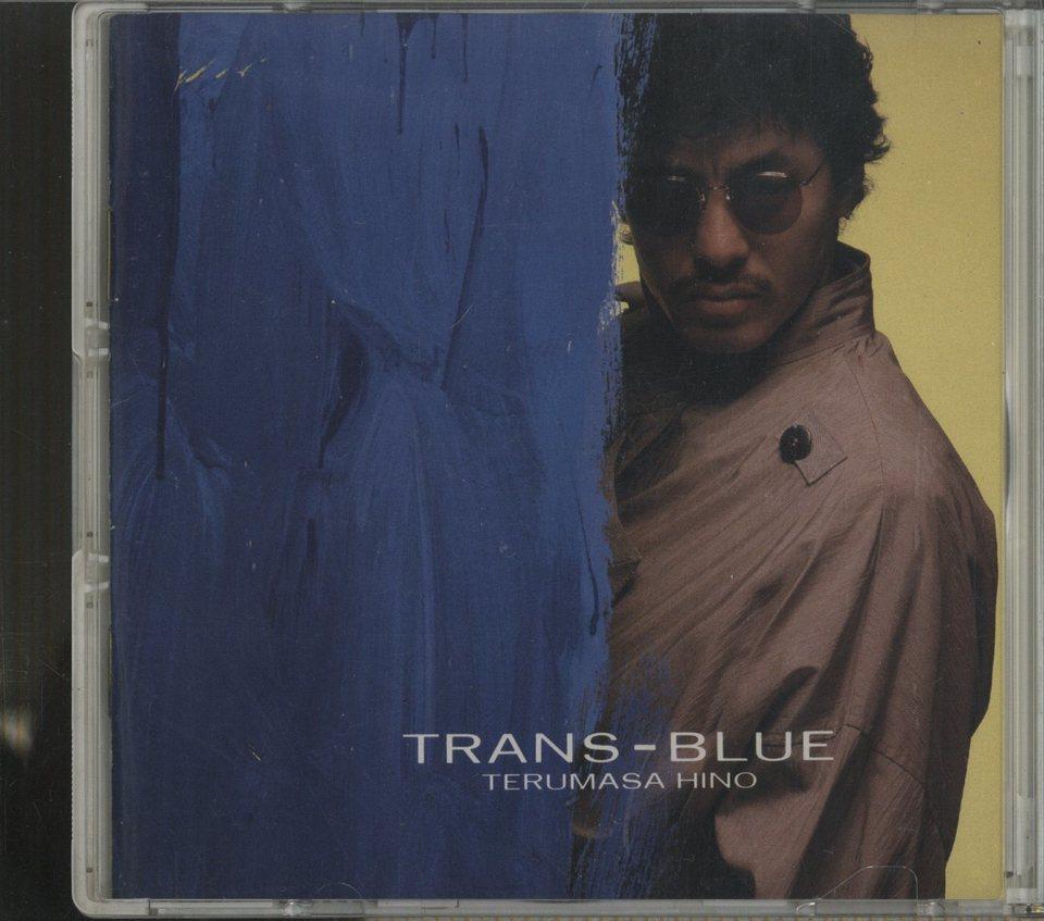 TRANS BLUE/日野皓正 日野皓正 画像