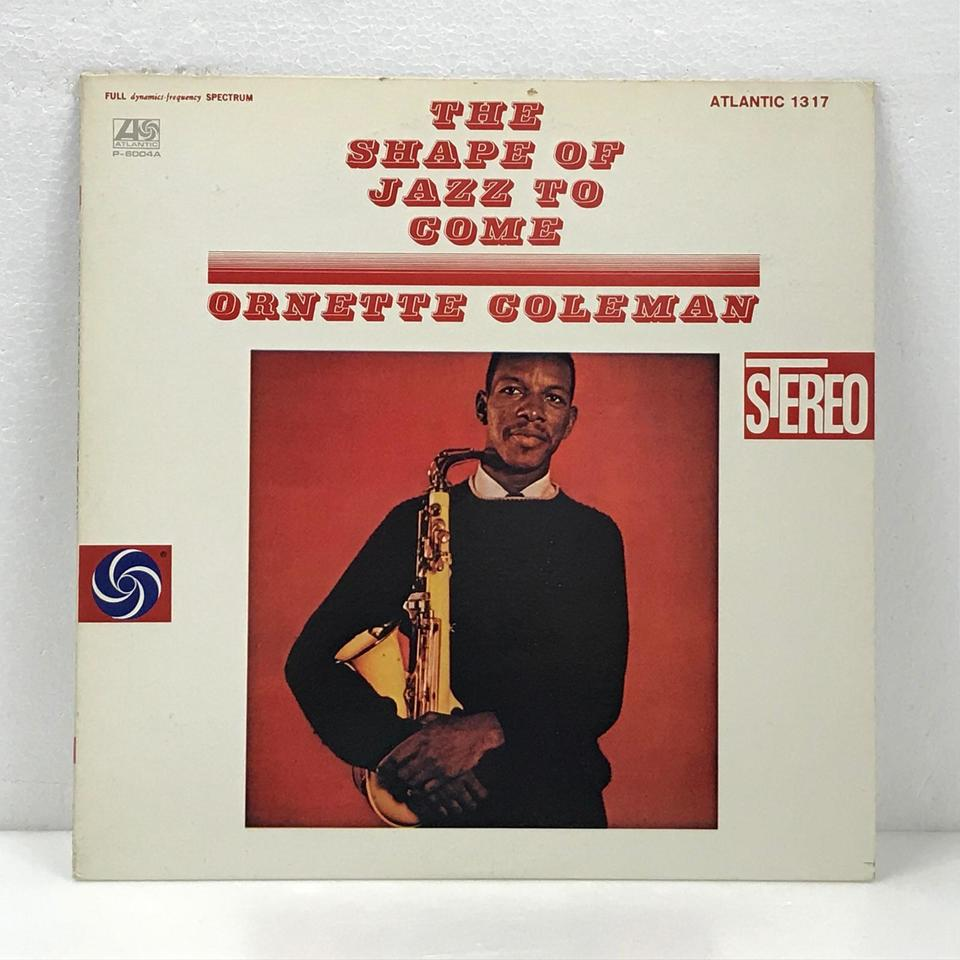 THE SHAPE OF JAZZ TO COME/ORNETTE COLEMAN ORNETTE COLEMAN 画像