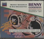 RECORDED LIVE IN STOCKHOLM 1970/BENNY GOODMAN