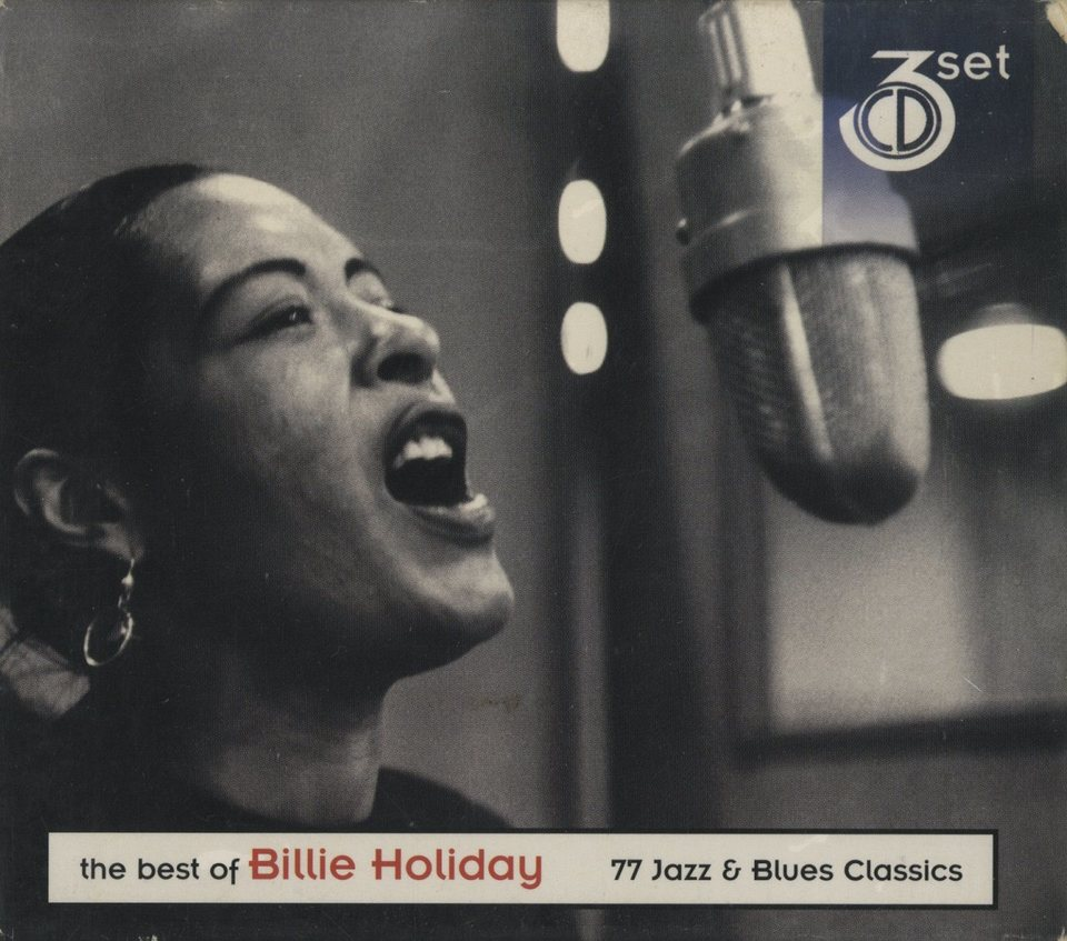THE BEST OF BILLIE HOLIDAY BILLIE HOLIDAY 画像