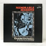 MEMORABLE SESSIONS/CHARLIE CHRISTIAN & EDMOND HALL