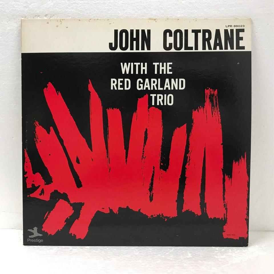 JOHN COLTRANE WITH THE RED GARLAND TRIO JOHN COLTRANE 画像