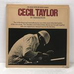 IN TRANSITION/CECIL TAYLOR