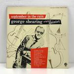 SEPTEMBER IN THE RAIN/GEORGE SHEARING