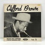 CRIFFORD BROWN PARIS COLLECTION VOL.3