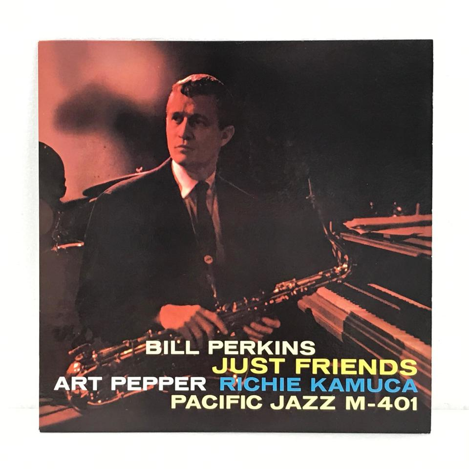 JUST FRIENDS/BILL PERKINS BILL PERKINS 画像