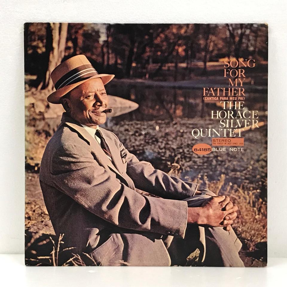 SONG FOR MY FATHER/HORACE SILVER HORACE SILVER 画像