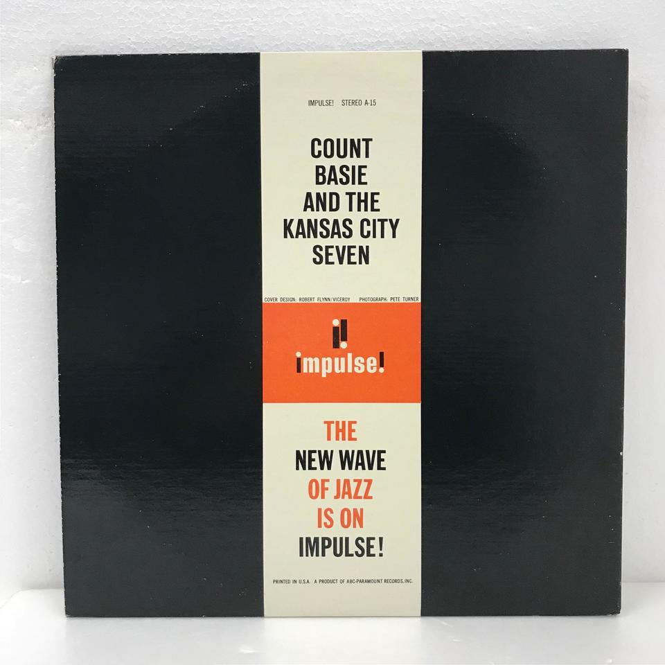 COUNT BASIE AND THE KANSAS CITY 7 COUNT BASIE 画像
