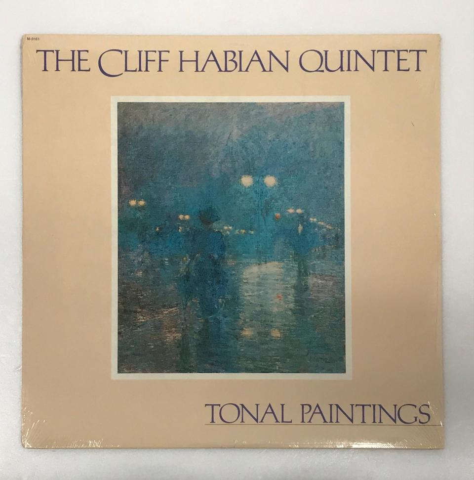 【未開封】TONAL PAINTINGS/CLIFF HABIAN CLIFF HABIAN 画像