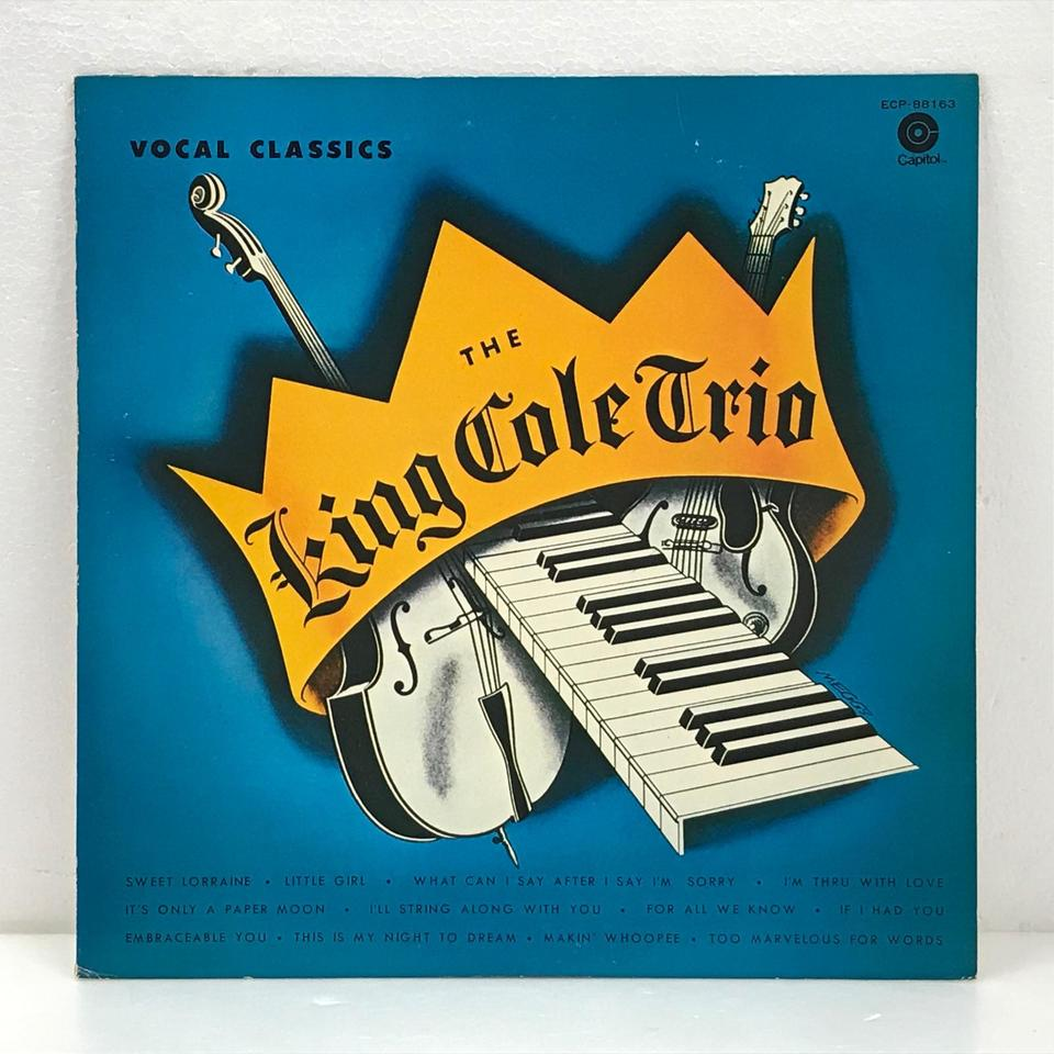 VOCAL CLASSICS/NAT KING COLE NAT KING COLE 画像