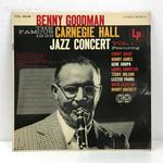 THE FAMOUS 1938 CARNEGIE HALL JAZZ CONCERT VOL.1/BENNY GOODMAN