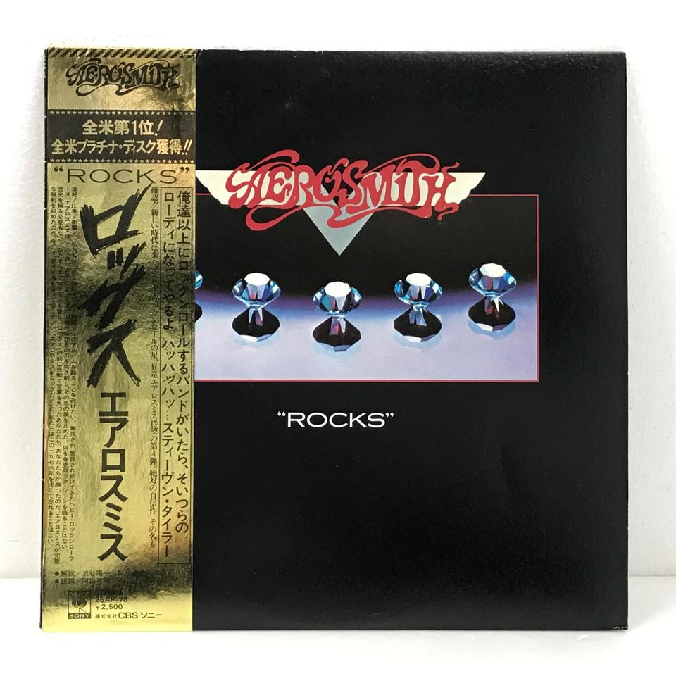 ROCKS/AEROSMITH AEROSMITH 画像