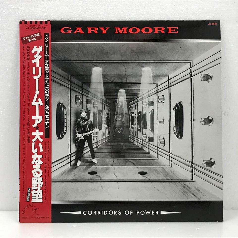 CORRIDORS OF POWER/GARY MOORE GARY MOORE 画像