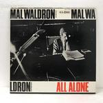 ALL ALONE/MAL WALDRON