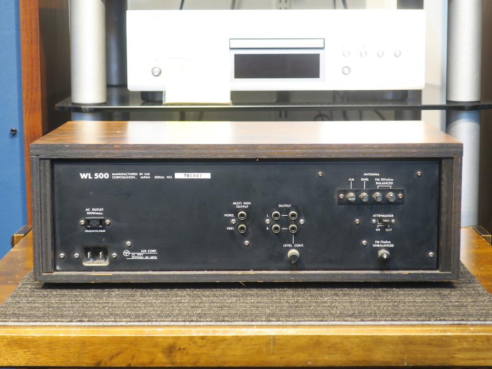 WL500 LUXMAN 画像