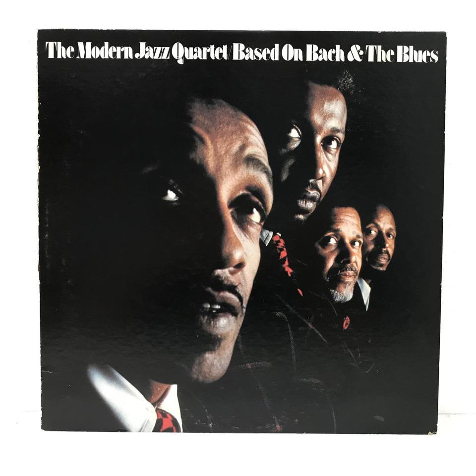 BASED ON BACH & THE BLUES/MJQ THE MODERN JAZZ QUARTET 画像