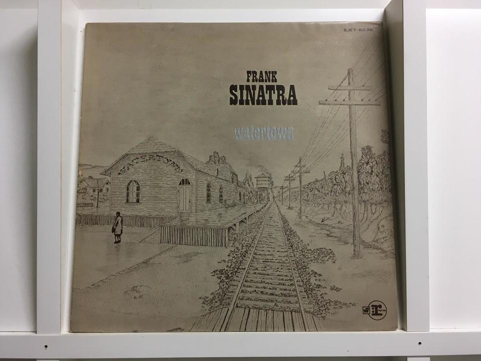 フランク・シナトラ5枚セット フランク・シナトラ 画像