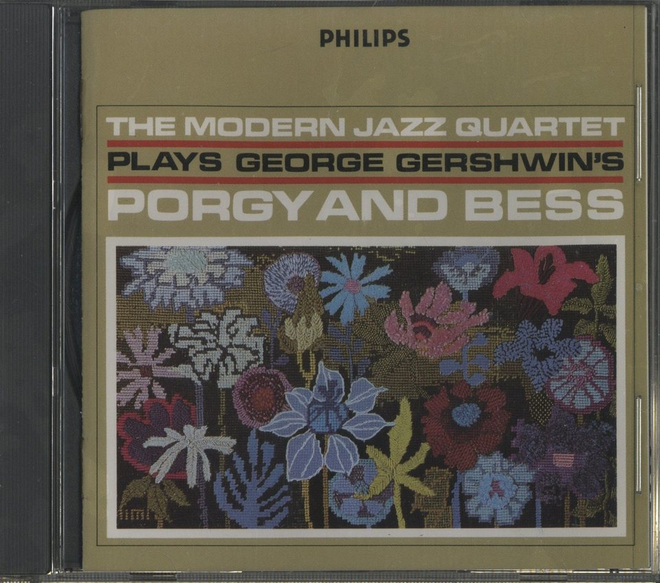 THE MODERN JAZZ QUARTET PLAYS GEORGE GERSHWIN'S PORGY&BESS MJQ 画像