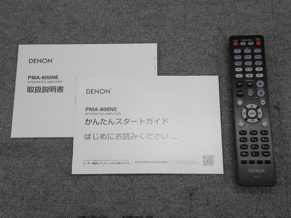 PMA-800NE DENON 画像