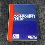'80 COMPONENTS LINE-UP