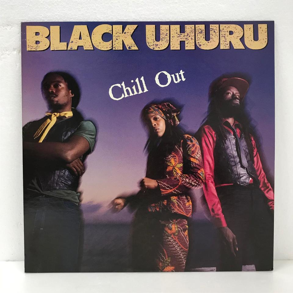 CHILL OUT/BLACK UHURU BLACK UHURU 画像