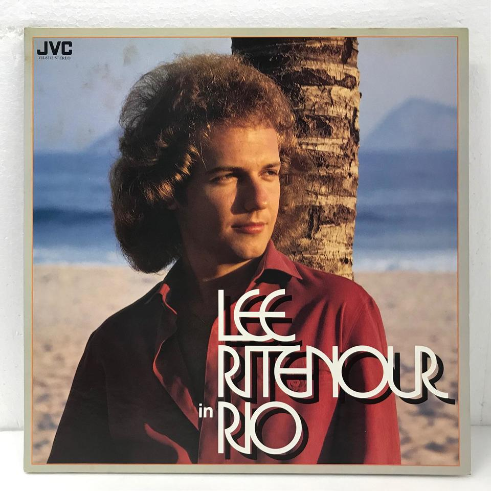 LEE RITENOUR IN RIO LEE RITENOUR 画像