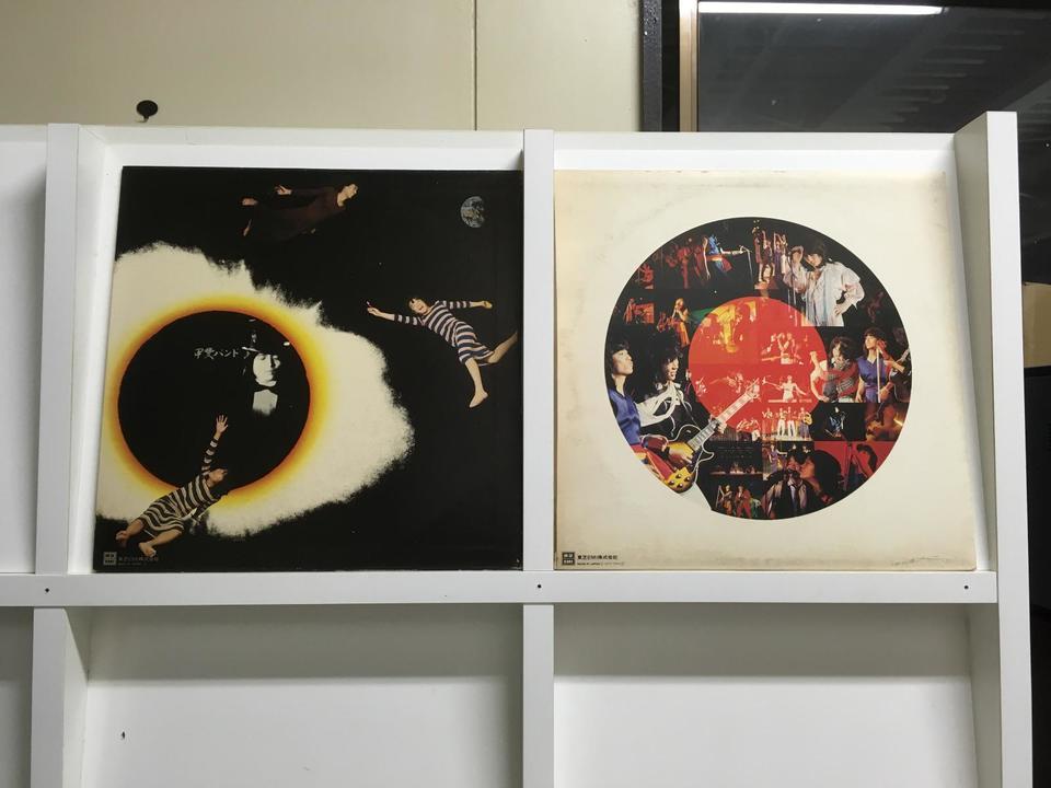 甲斐バンド5枚セット  画像